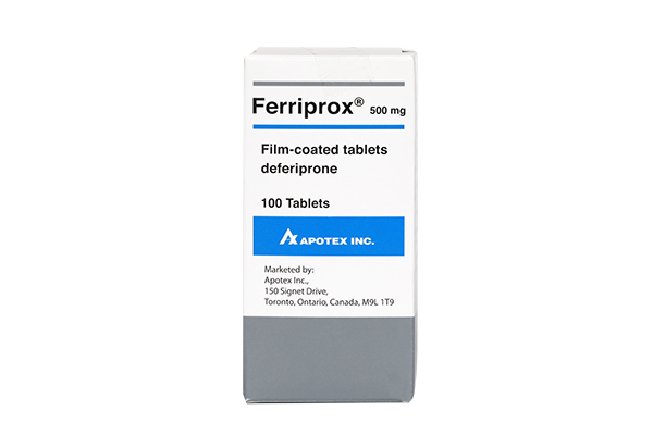 Ferriprox 500 mg