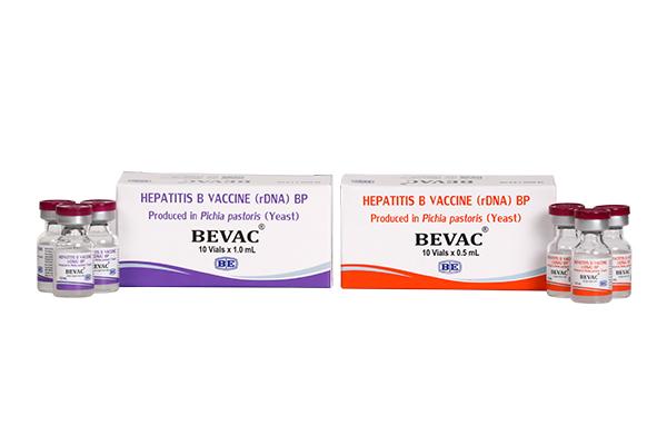 BEVAC 05 mL and 10 mL 1